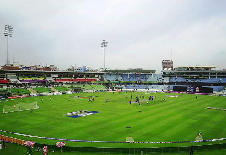 Foto di: Sher-e-Bangla National Cricket Stadium